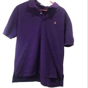 Polo by Ralph Lauren purple XL